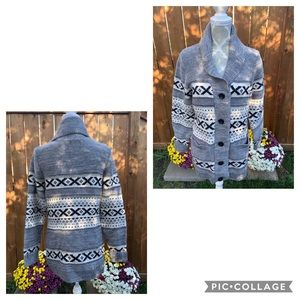Sansara Wool Sweater Large